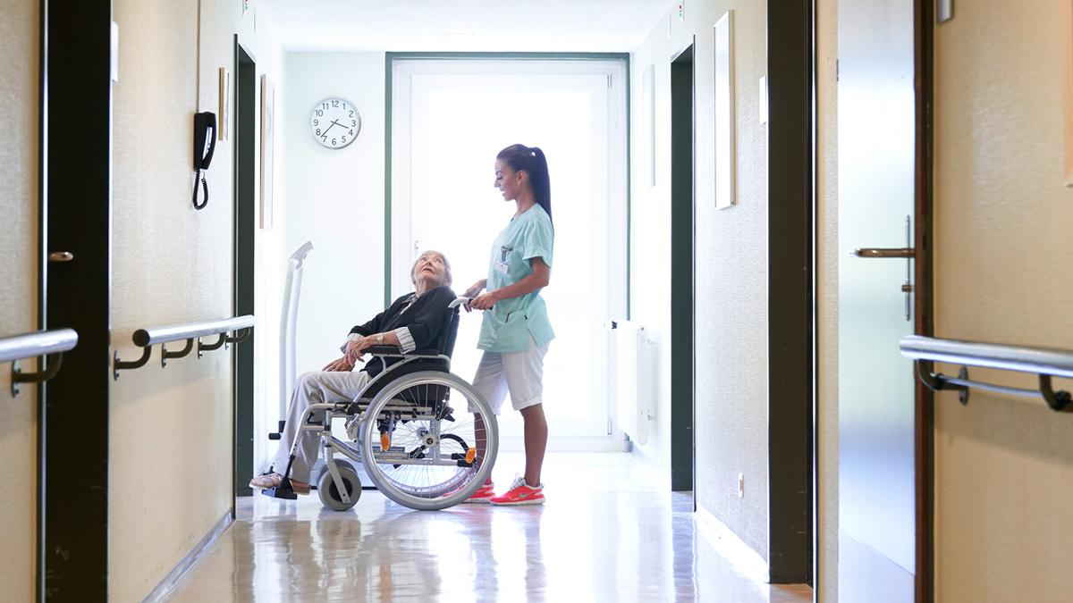 Arbeitssicherheit in Pflegeheimen