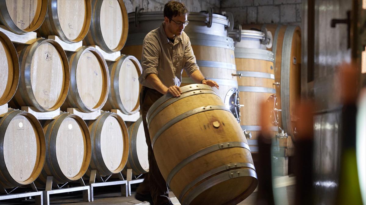 Arbeitssicherheit Weinkeller
